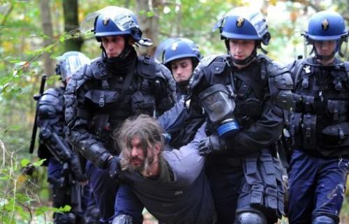 Coût du dispositif policier de Notre-Dame-des-Landes