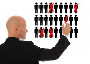 672 700 licenciements en 2013
