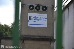 83 licenciements chez Embaltech
