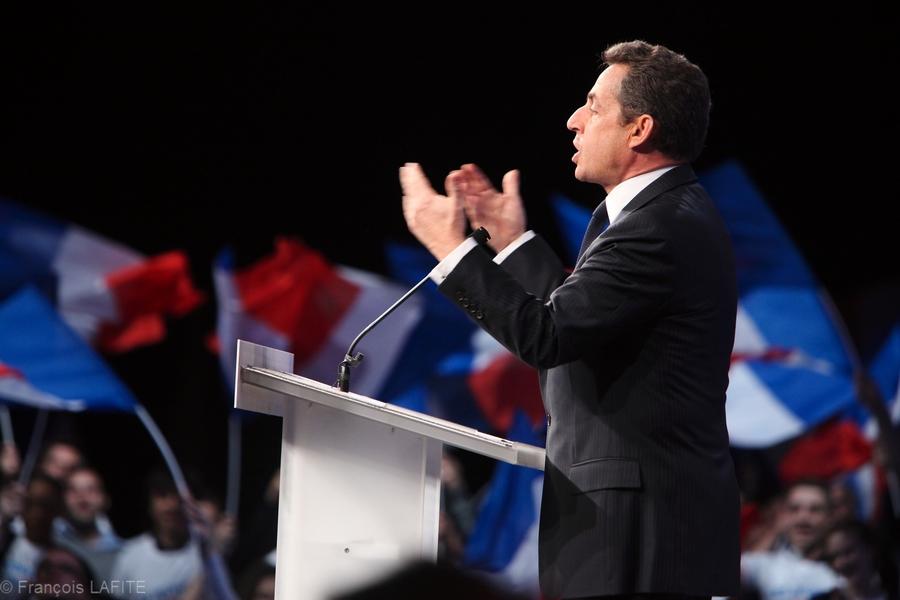 Coût du meeting de Sarkozy porte de Versailles à Paris
