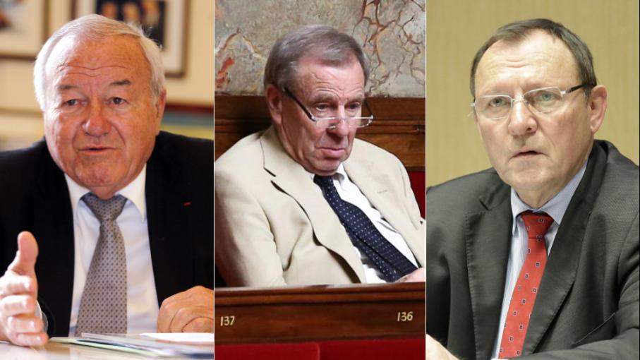 Comptes en Suisse pour 3 députés UMP
