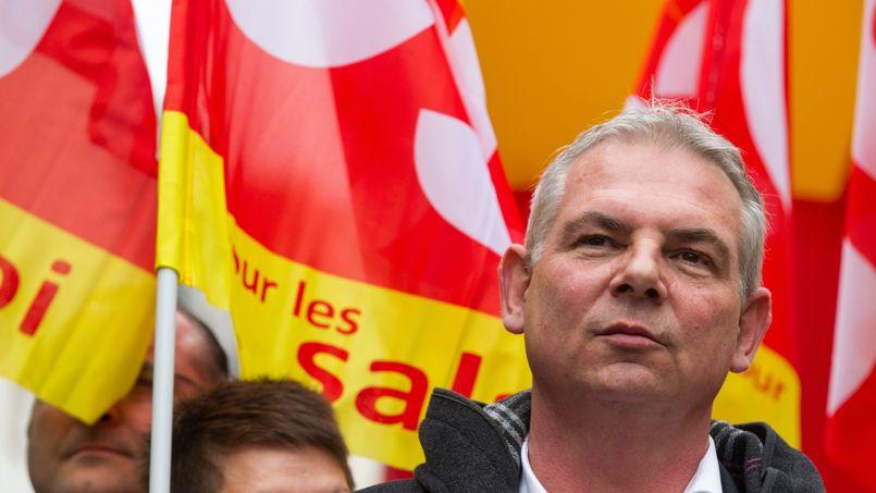La rénovation du bureau de Thierry Lepaon a coûté 62 000 euros à la CGT