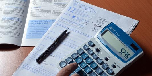 Montant de la CSG déductible de l' impôt sur le revenu