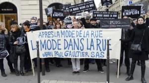 Plan social chez Jean-Paul Gaultier