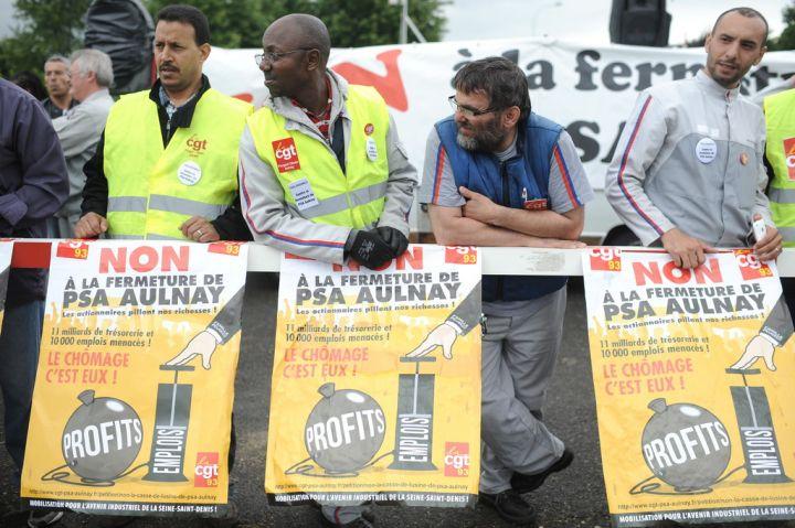 400 salariés licenciés de PSA-Aulnay devant les prud'hommes