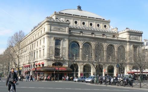52,5 millions d' euros pour rénover 2 théâtres parisiens