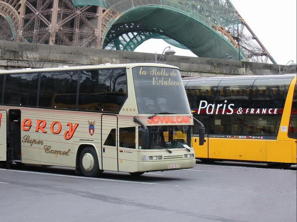 Interdiction des cars et poids lourds polluants à Paris dès le 1er juillet ?